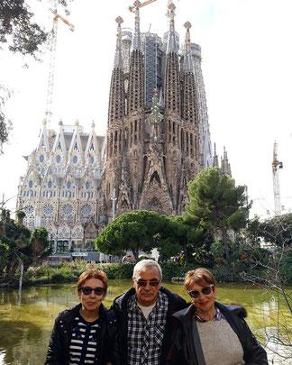 Барселона экскурсии отзывы туристов