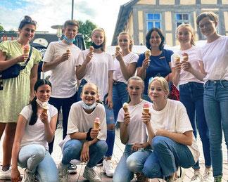 Leistungsturnen Gifhorn Kästorf Gerätturnen Gamsen Wolfsburg Braunschweig Turnteam
