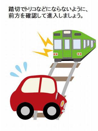 踏切事故防止