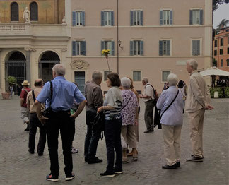 Бесплатные экскурсии по Риму, фото