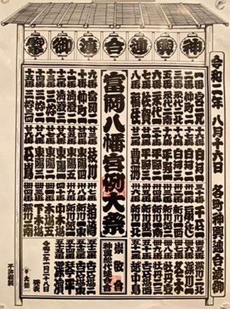 富岡八幡宮例大祭:投稿@ABCさん