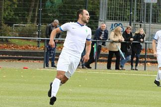 Fritz Vosen mit 2 Toren erfolgreich