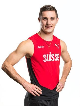 Ulf Schiller, Swiss Athletics