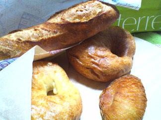 テーラ・テールのパン