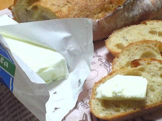 Bufala Butter 水牛のバター