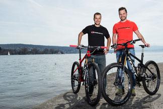Frsiche Kräfte für die Bike-Division von Stöckli
