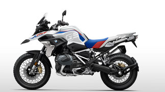 BMW R 1200 GS Rally Version