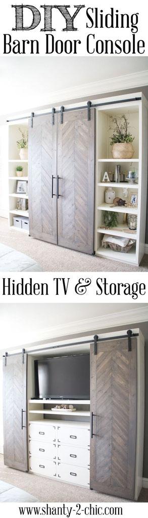 Semesterarbeit Den Tv Verstecken 21qm Interior Design