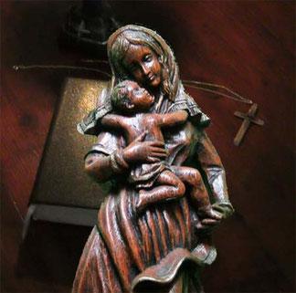 Die Geburt bezeichnet die göttliche Menschwerdung