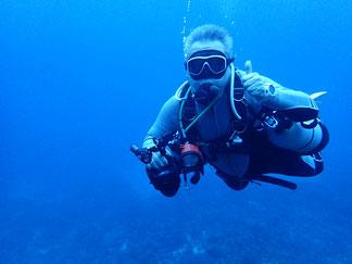石垣島でのんびりダイビング「4回目の」ヒートハートクラブ