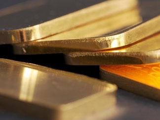 Von seinem Jahreshoch bei 1307 Dollar ist Gold jedoch weit entfernt. Foto: Armin Weigel