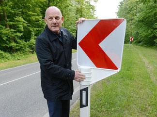 Verkehrsminister Winfried Hermann (Grüne). Foto: Franziska Kraufmann/Archiv
