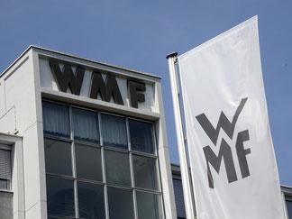Der Stammsitz des Haushaltswarenherstellers WMF. Foto: Daniel Maurer/Archiv