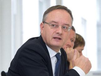 Kultusminister Andreas Stoch (SPD). Foto: Sebastian Kahnert
