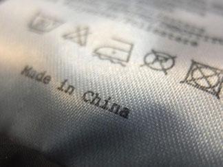 Mehrere große Textilhersteller haben sich verpflichtet, bestimmte Risiko-Chemikalien bis 2020 aus ihrer Produktion zu verbannen. Foto: Marcus Brandt