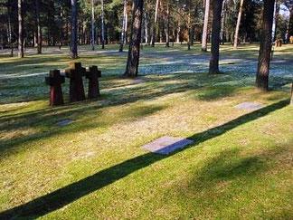 Erinnerungen Gefallene Wehrmacht Ketschendorf