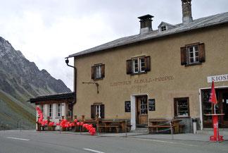 Berggasthof mit Haubenlokal-Preisen