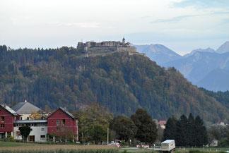 Burg Landskron am Ossiachersee