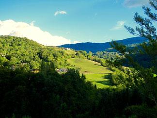 Grenzgebiet Toskana - Emilia Romagna