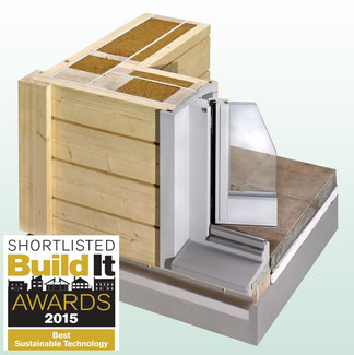 Build It Award 2015 Best Sustainable Technology or Product
