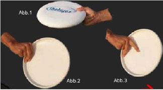 Wurftechnik Frisbee Sport OÖ