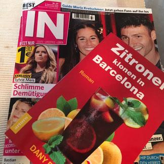 """Buch-Tipp in der Zeitschrift """"IN"""""""
