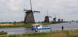 Kinderdijk (parco dei mulini)