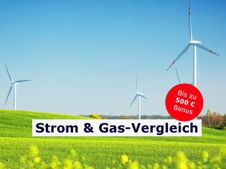 CheckEinfach | Strom & Gas-Vergleich mit 500 € Bonus