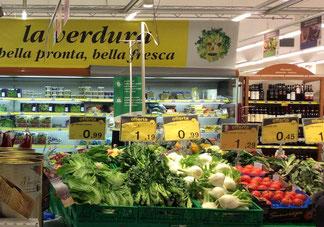 イタリアのスーパーマーケットから食品廃棄がなくなる日は近い!?