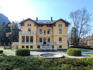 """Bild: Villa """"Edelweiss"""" in der Adolph-Propst-Str. 6 in Immenstadt"""