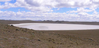 Laguna Ana im NP Pali Aike