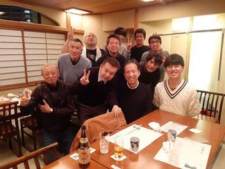 2019年12月撮影(忘年会)