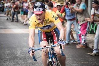 Ben Foster a une ressemblance étonnante avec Lance Armstrong (©StudioCanal)