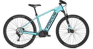Focus Jarifa² e-Mountainbikes und Cross e-Bikes 2019