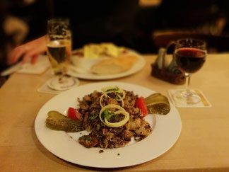 Top 5 German restaurants in Berlin