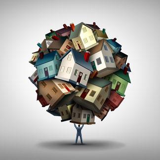 Immobilienmakler unterstützen Sie in allen Belangen Ihrer Immobilie.