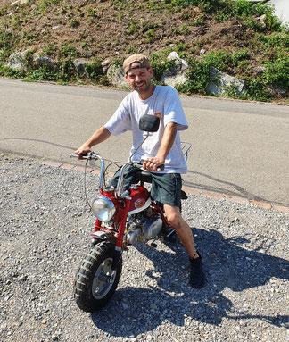 Skyteam Moto Schweiz Skyteammoto Schweiz Honda Kleinmotorrad