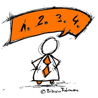Manager Vier-Punkte-Plan © Bianca Fuhrmann - Die lange Business-Zombie Woche 2014 #BusinessZombie