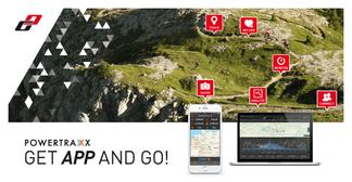 GPS-Tracking App PowerTraxx jetzt auch für alle Android Geräte verfügbar