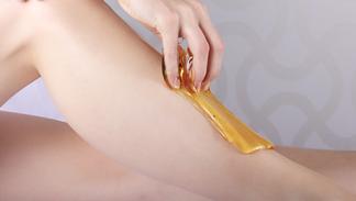 Body Sugaring behandeling harsen alternatief