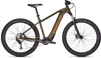 Focus Jarifa Impulse e-Mountainbikes 2018