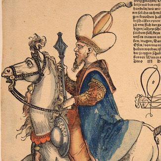 Unter der Führung von Ibrahim Pascha (1493–1536) zogen 1529 osmanische Truppen in das Wechselland.