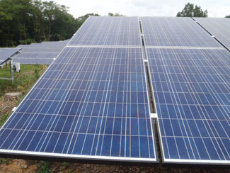 太陽光設備工事phot