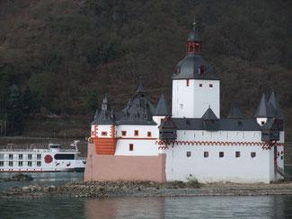 Rhein Flussschiff Kreuzfahrt A-rosa Fluss Schiff