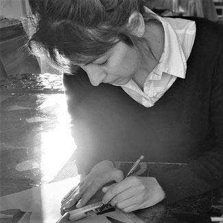 Myriam Hubert mosaisict