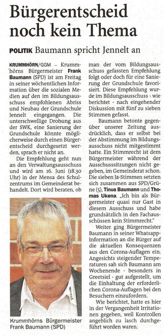 Emder Zeitung 31.05.2021