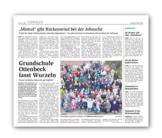 Stader Tageblatt 30.4.2010