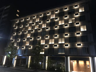 HIYORIチャプター京都トリビュートポートフォリオホテル