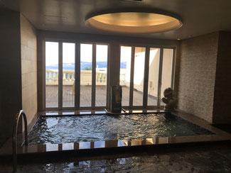 沖縄スパリゾート エグゼスのアクアスペース