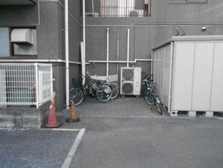 駐輪場画像